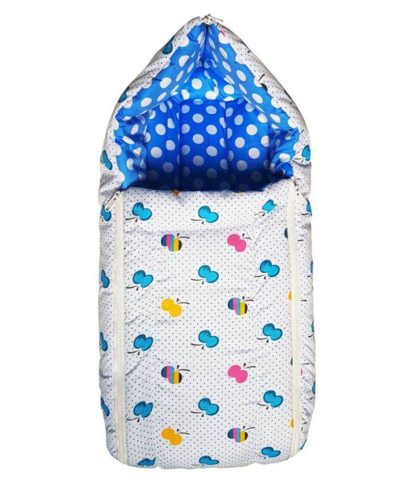 SATNAM GLOBAL Cotton Sleeping Bags ( 60 cm × 32 cm)