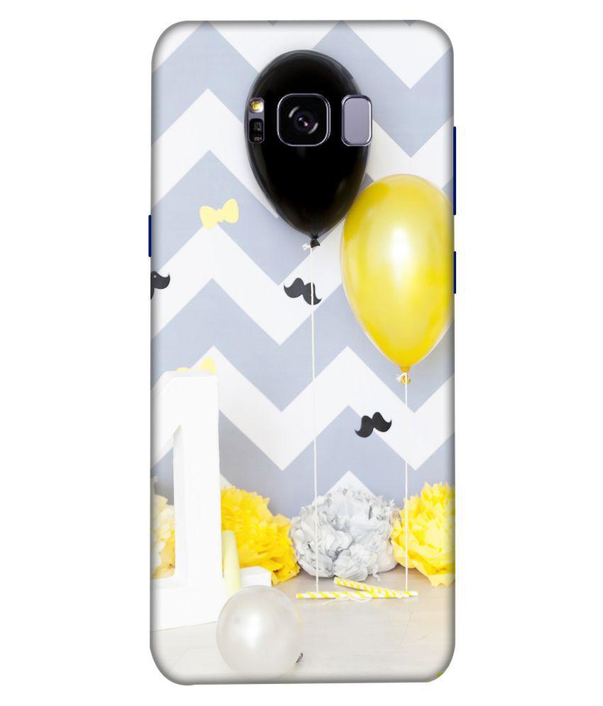 Samsung Galaxy A8 Plus Printed Cover By Crockroz Patterns