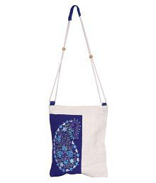 58491eb2d2 Jute Bags: Buy Jute Bags Online at Best Prices   Snapdeal