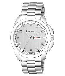 Laurels LWM-MVRK-010707 Stainless Steel Analog Men's Watch