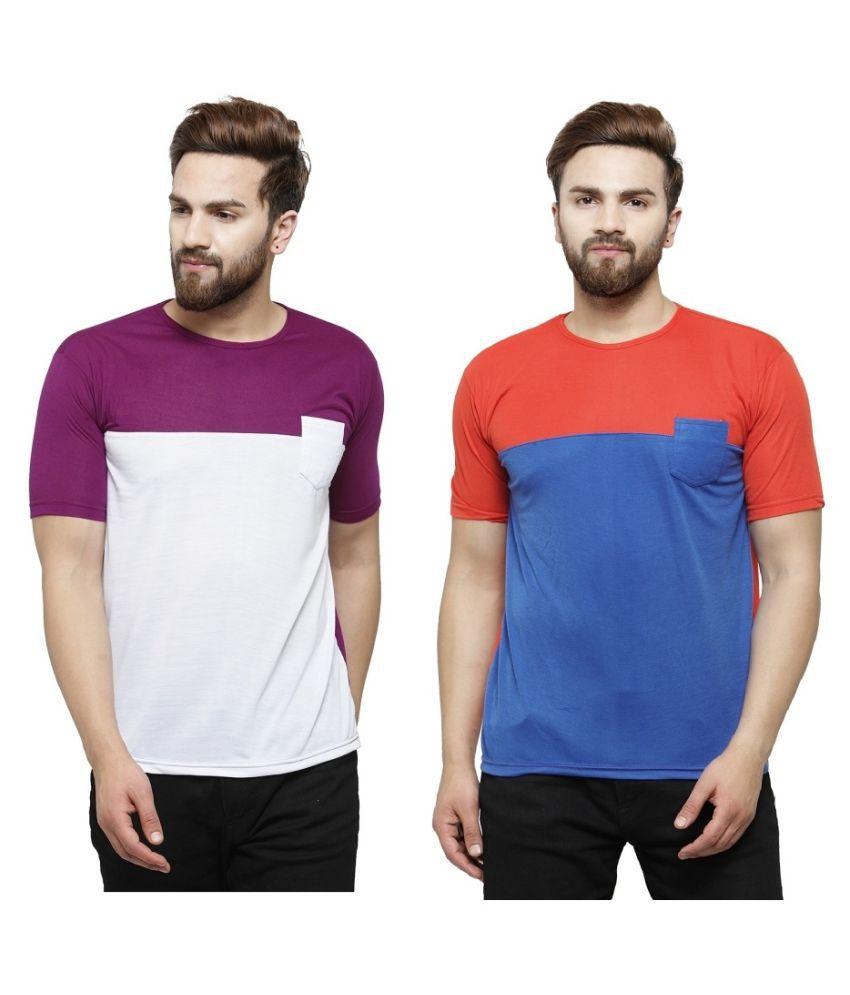Rico Sordi Multi Half Sleeve T-Shirt