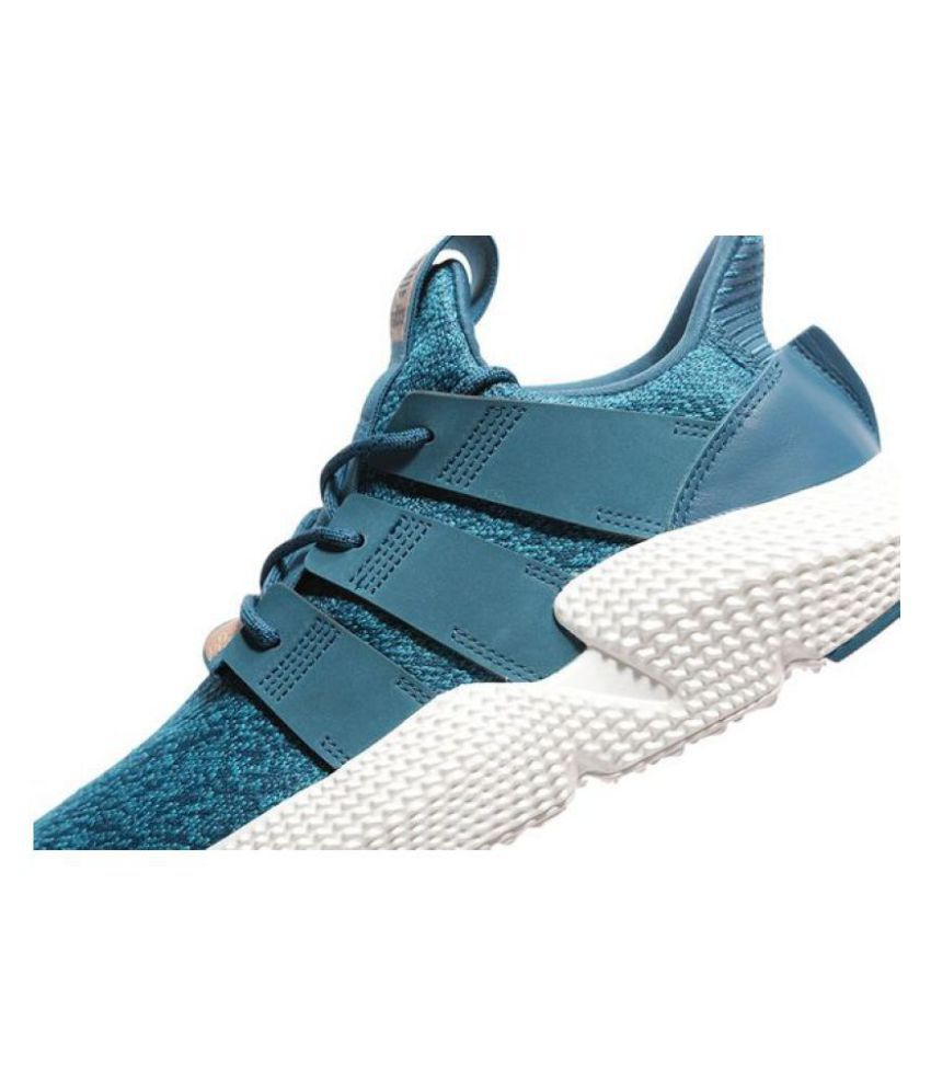 eaa32754662 Adidas ORIGNAL S Prophere 2019 Running Shoes Blue Adidas ORIGNAL S Prophere  2019 Running Shoes ...