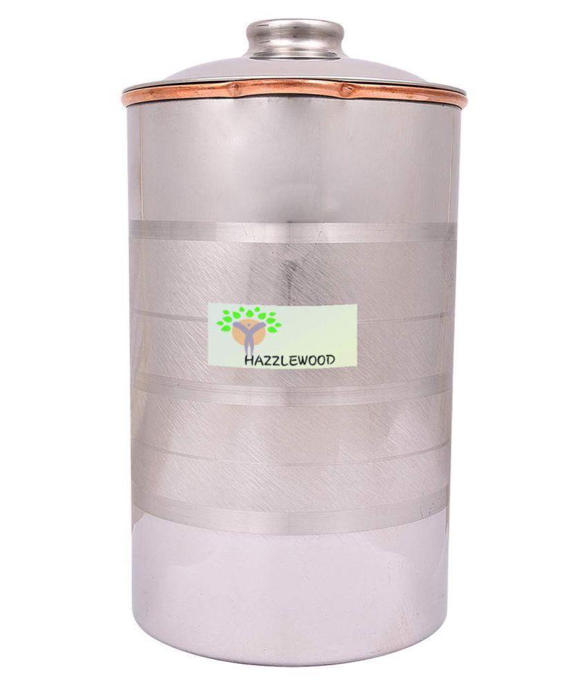 HAZZLEWOOD water jug Steel Copper Jugs 2000 mL