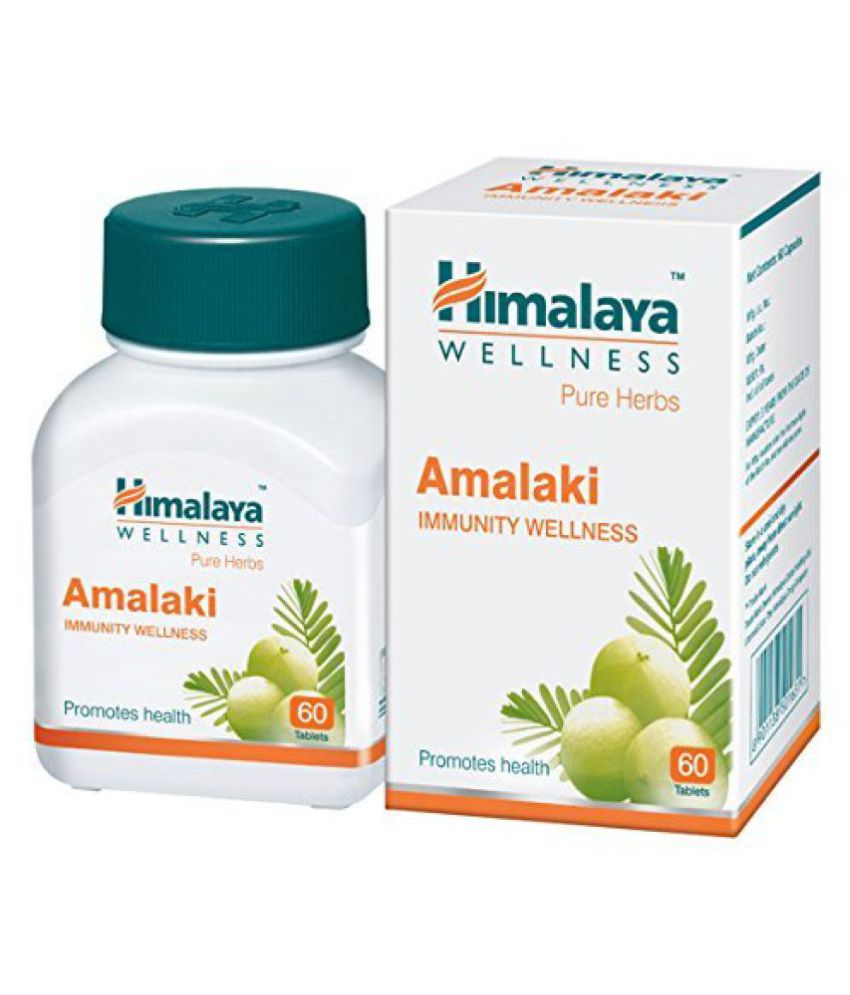 Himalaya Wellness Amalaki Tablet 60 no.s Pack Of 4