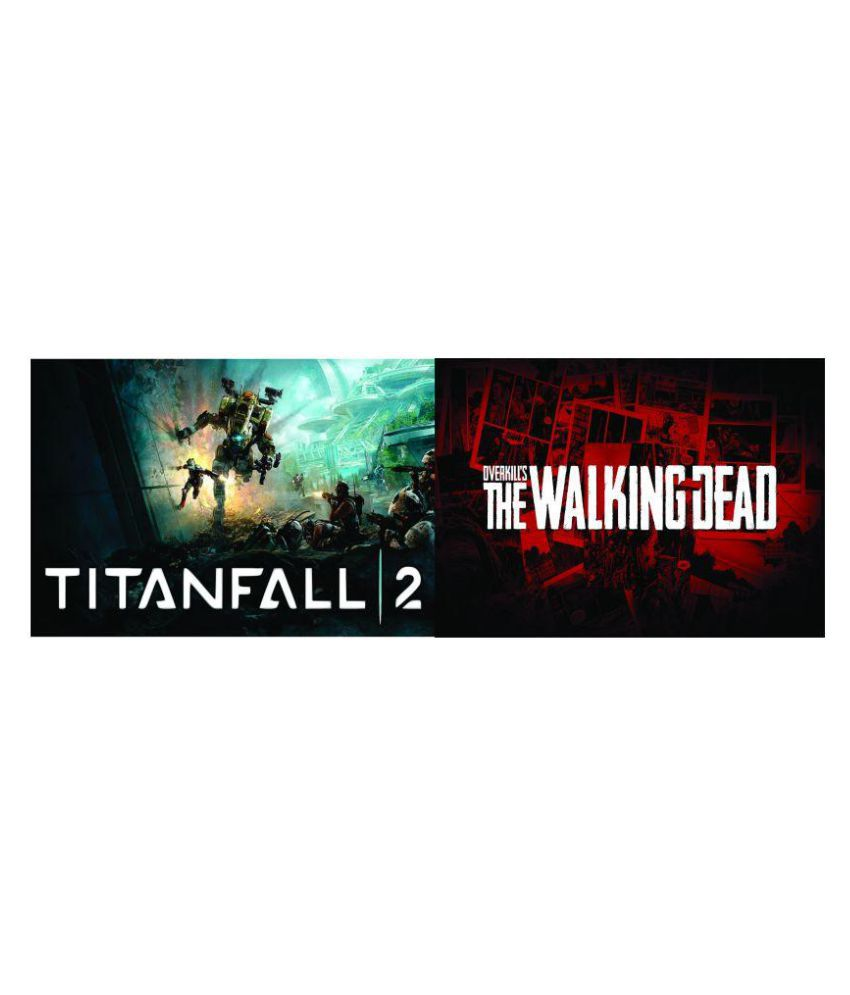 JBD TITANFALL 2 AND THE WALKING DEAD COMBO (OFFLINE ) PC GAME ( PC Game )
