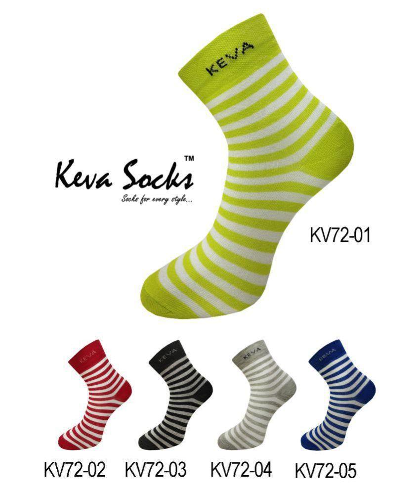 c00ab0cb80967 Ladies Designer Socks 5pcs Pack: Buy Online at Low Price in India - Snapdeal