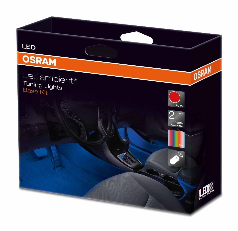 Osram Ledint 201 Led Ambient Tuning Lights Base Kit 12v For Cars
