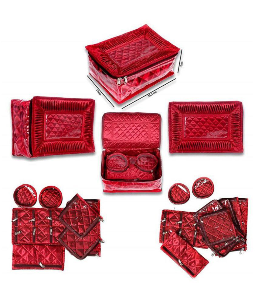 Satin Jewellery Kit Set (12 Pieces)