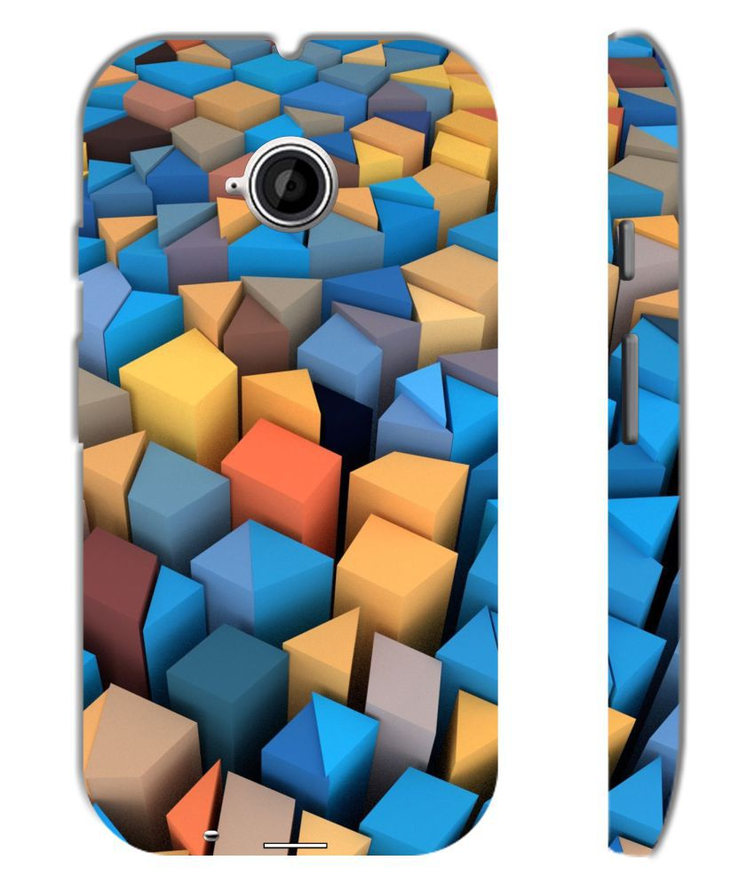 Motorola Moto E2 Printed Cover By Fundook 3d Printed Cover