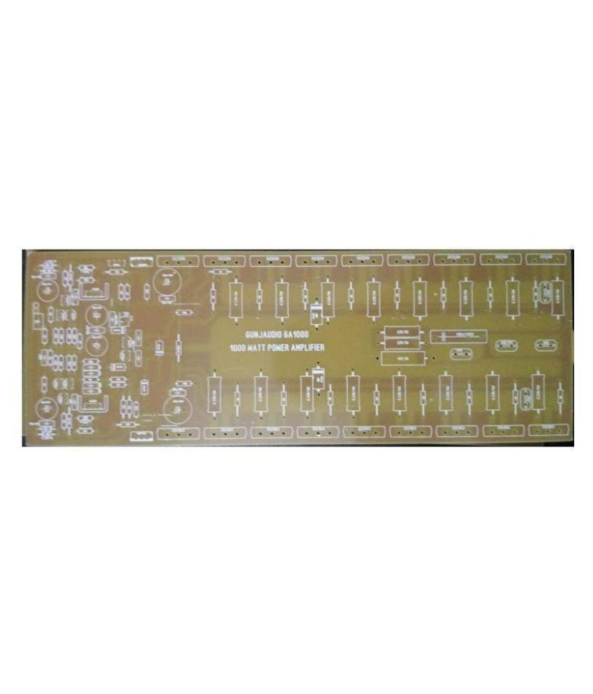 Gunjaudio GA1000 PA Amplifier Head: Buy Gunjaudio GA1000 PA