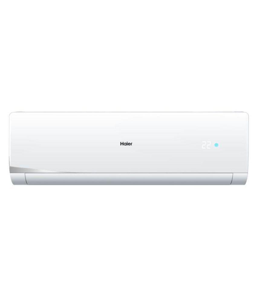 3c322aba4 Haier 1.5 Ton 3 Star HSU19TCS3CN Split Air Conditioner Price in India - Buy  Haier 1.5 Ton 3 Star HSU19TCS3CN Split Air Conditioner Online on Snapdeal