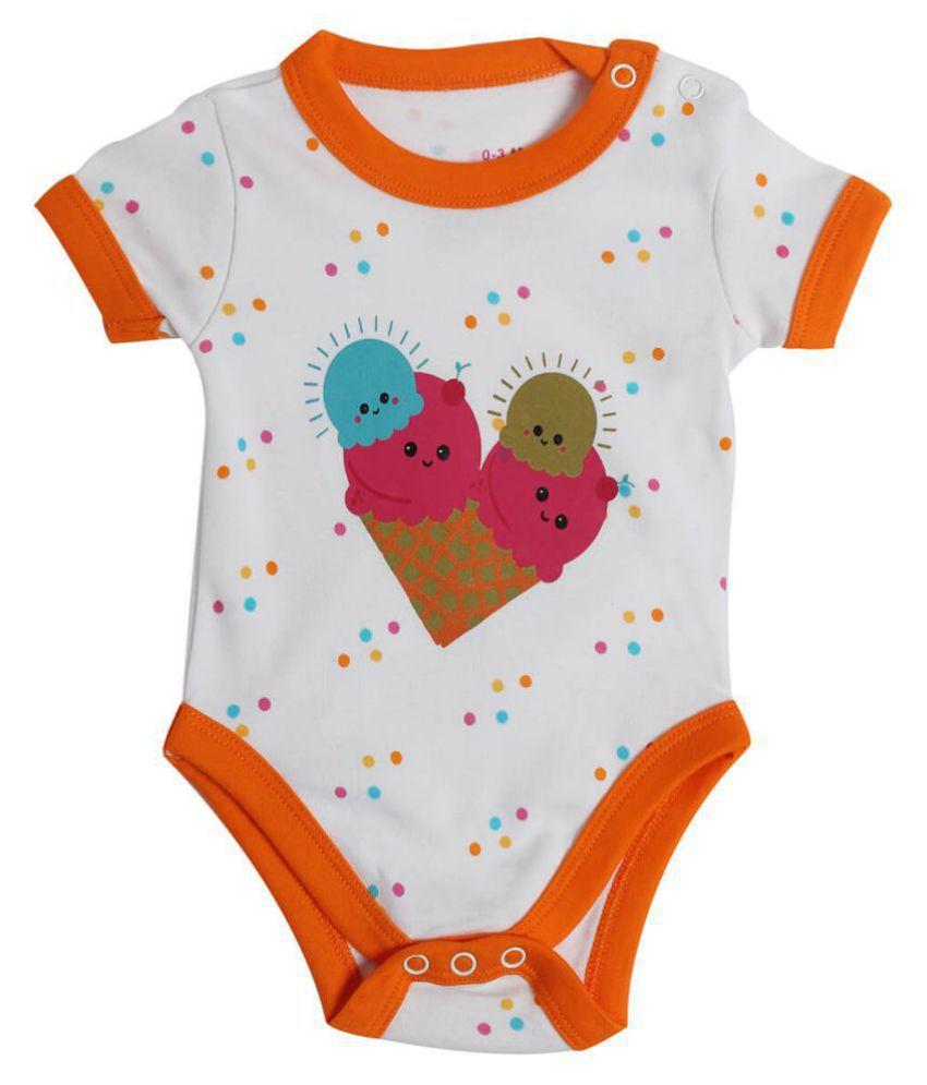 Morisons Baby Dreams Onesie - IceCream 3-6 Months