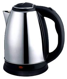 Bms Lifestyle Fast Boiling Electric Kettle 2 Liters 1500 Watts Stainless Steel Electric Kettle