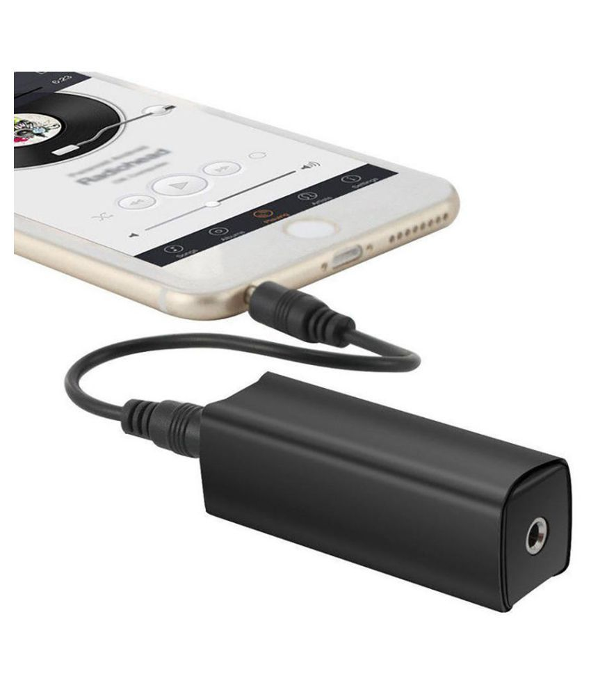Home Stereo Car Audio System Ground Loop Noise Filter