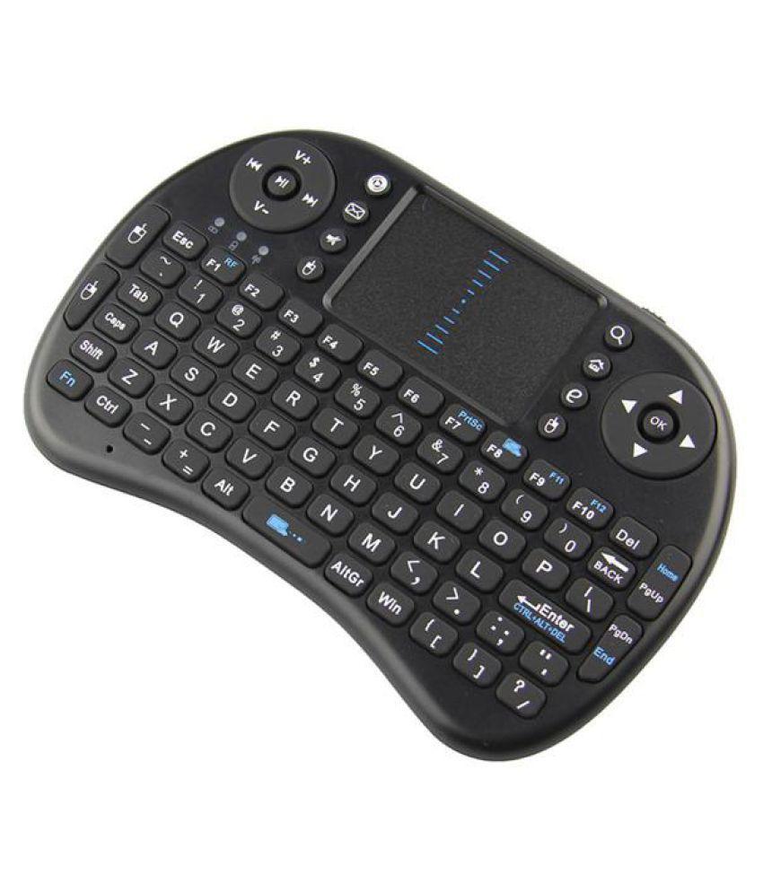 c659e892e8b ... IPazzPort Mini 2.4G Multifunctional Wireless Keyboard For Raspberry Pi  ...
