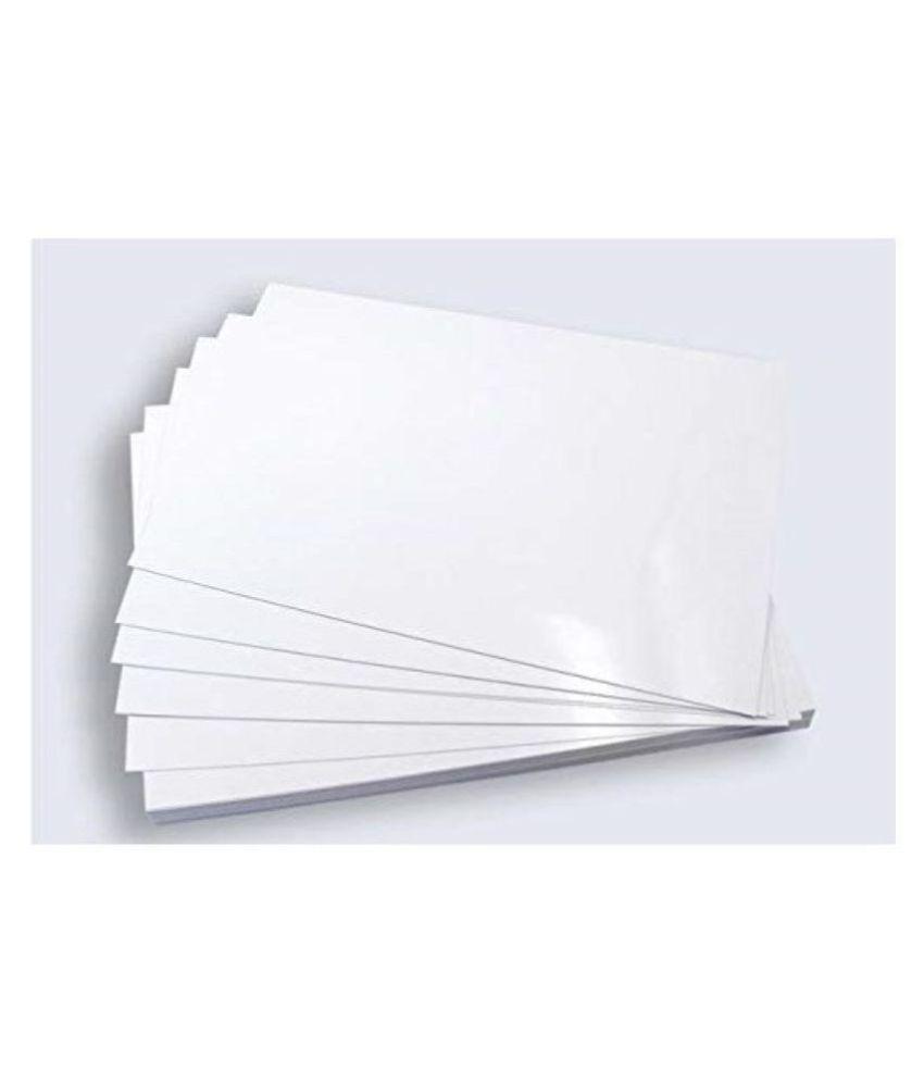 Reetrix Glossy Inkjet Photo Paper   A4, 180 GSM  20 Sheets