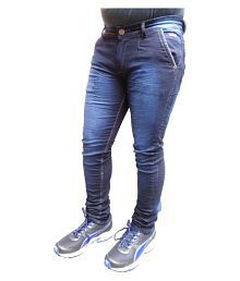 v oll Blue Regular Fit Jeans