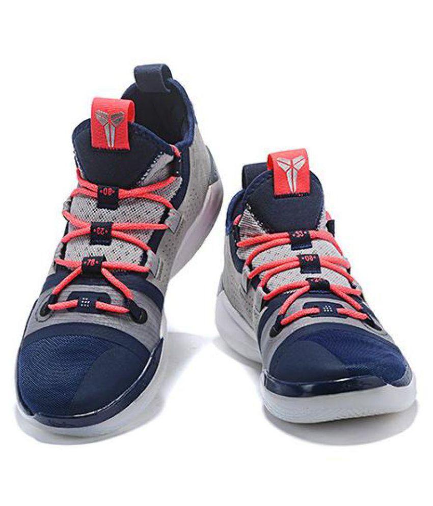 Nike Nike Kobe Ad Exodus Gray Blue
