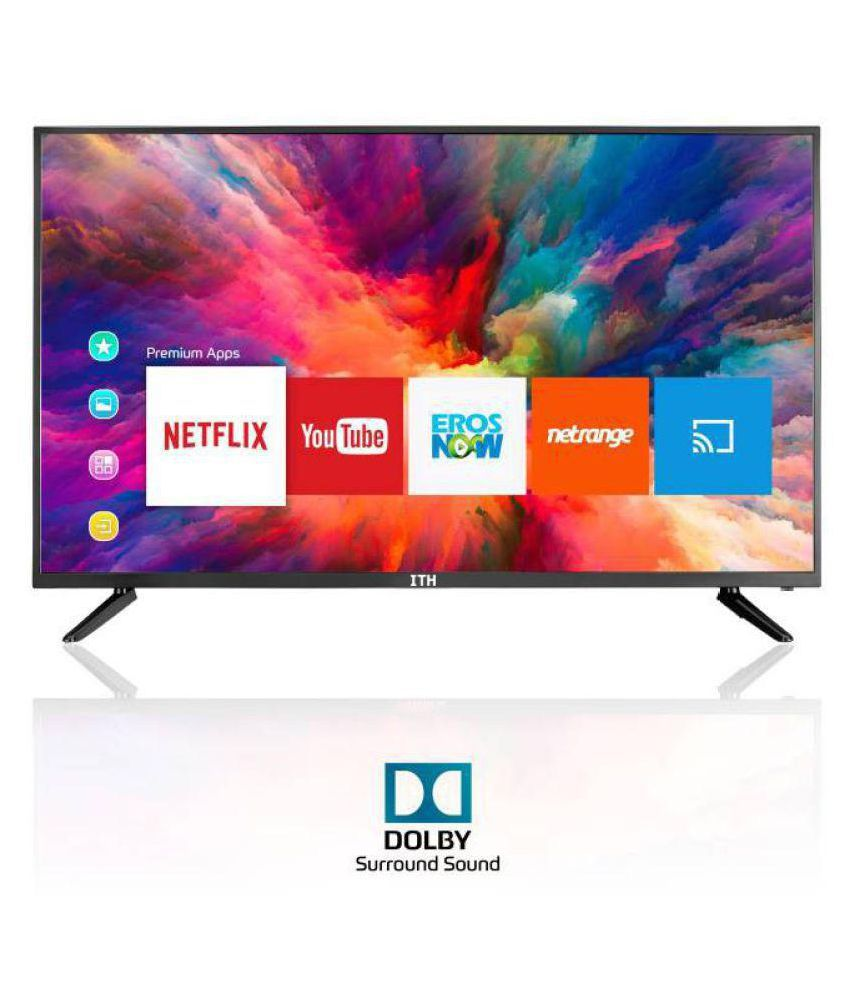 ITH ITH55LED 139 cm ( 55 ) Ultra HD (4K) Smart LED Television with Netflix at  Snapdeal ₹  29,999