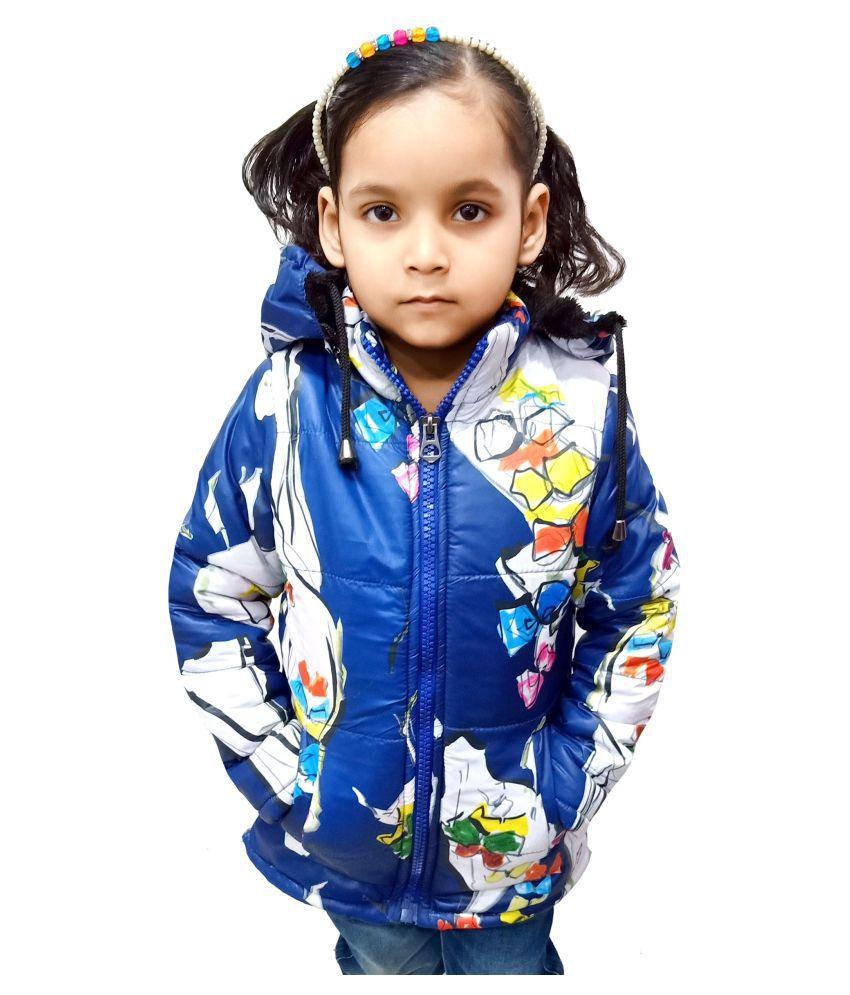 Arman Girl's Nylon Jacket