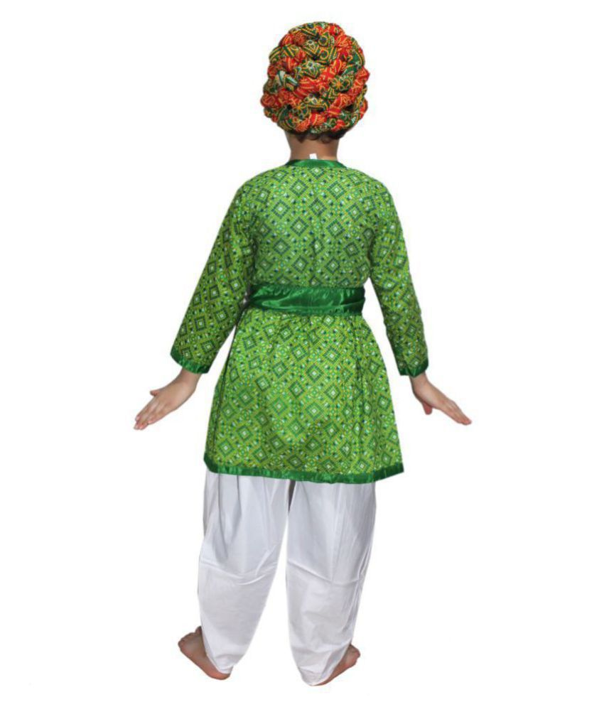 c0ed9505b KFD Rajasthani Boy fancy dress for kids,Indian State Traditional Wear for  Annual function/Theme party/Competition/Stage Shows Dress - Buy KFD Rajasthani  Boy ...