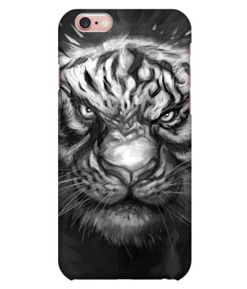 Apple iPhone 6S Printed Cover By Emble