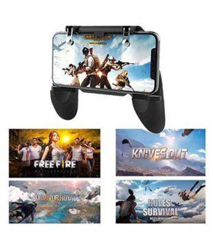 Buy KAAS PUBG Gamepad Shoot/Aim TRIGGER Controller For IOS