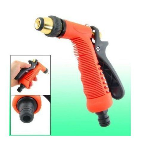 Plastic Trigger and Brass Nozzle Spray Gun for Car Bike & Parking Pet Wash