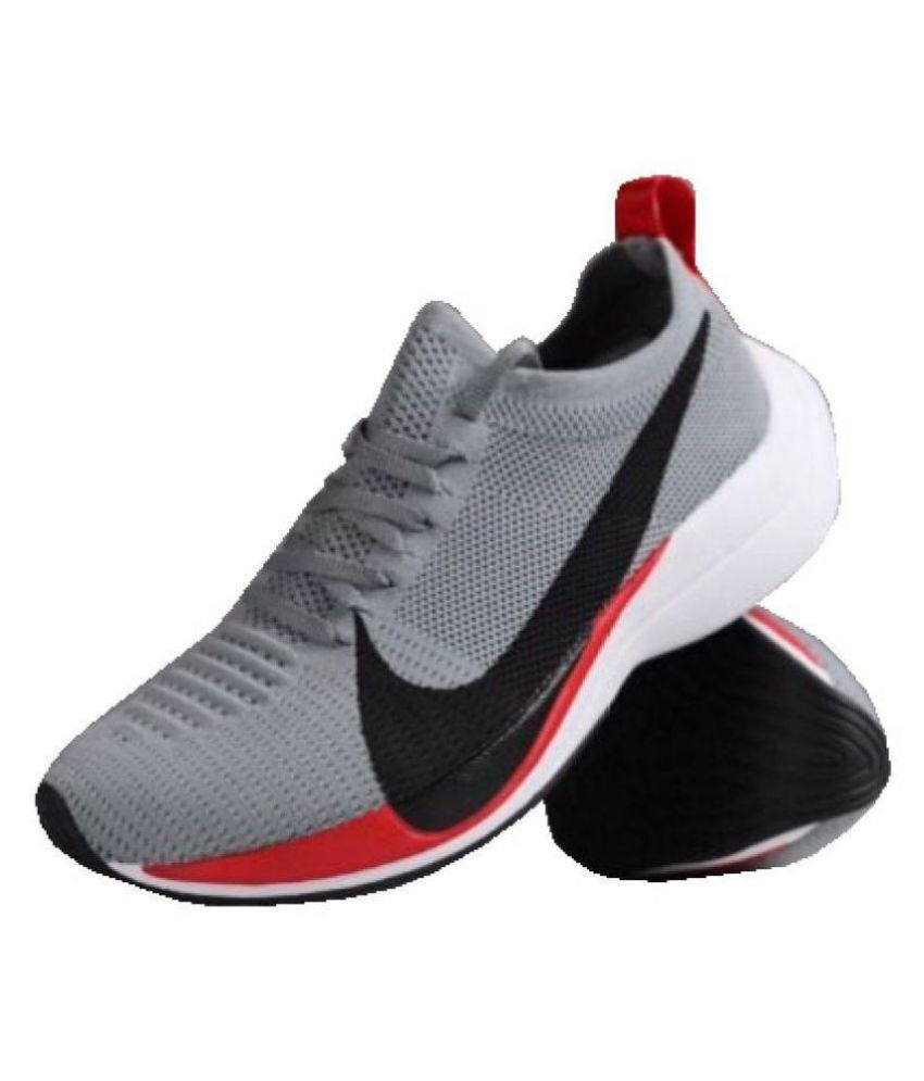 quite nice huge selection of best value Nike Zoom Vaporfly Elite Running Shoes Gray