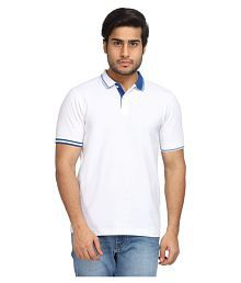1cdb8363 Wrangler Polo T Shirts: Buy Wrangler Polo T Shirts Online at Best ...