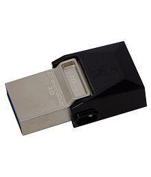 SOMOTO Kingston MicroDuo 16GB USB 3.1 Utility Pendrive Pack of 2