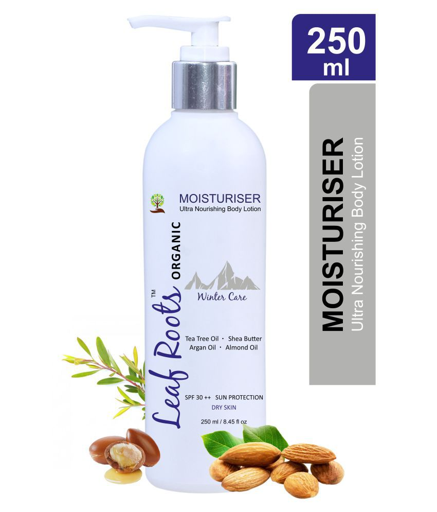 Leaf Roots Moisturizer 250 ml