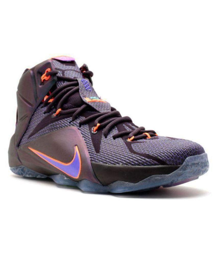 160f814920085 Nike lebron instinct purple basketball shoes buy nike jpg 850x995 Snapdeal  nike papl fruite lebrons