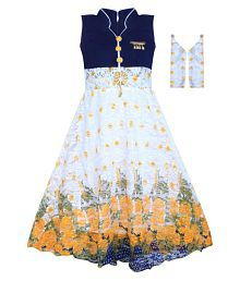 e6f13e4374da Dresses for Girls UpTo 80% OFF: Girls Dresses, Frocks Online at Best ...