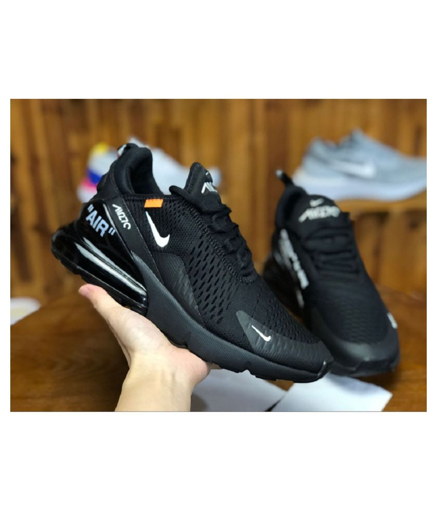 Black Running Off Shoes Nike White 3j54RLA