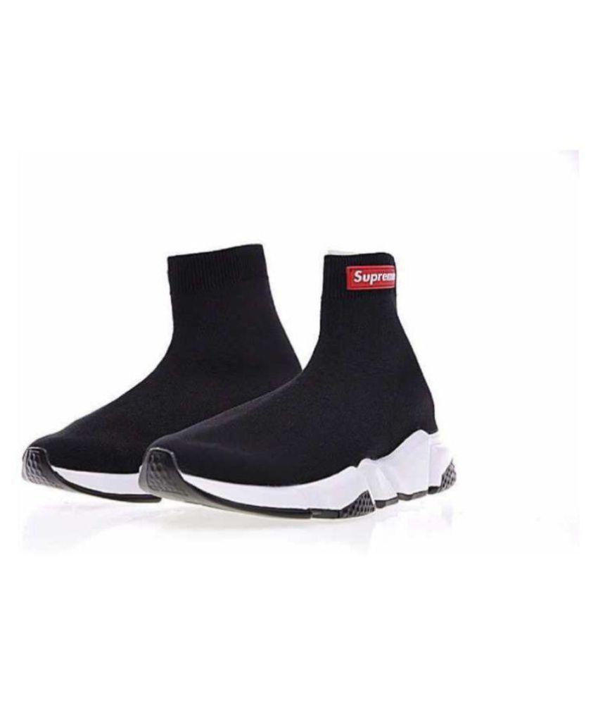 Balenciaga X Supreme Running Shoes