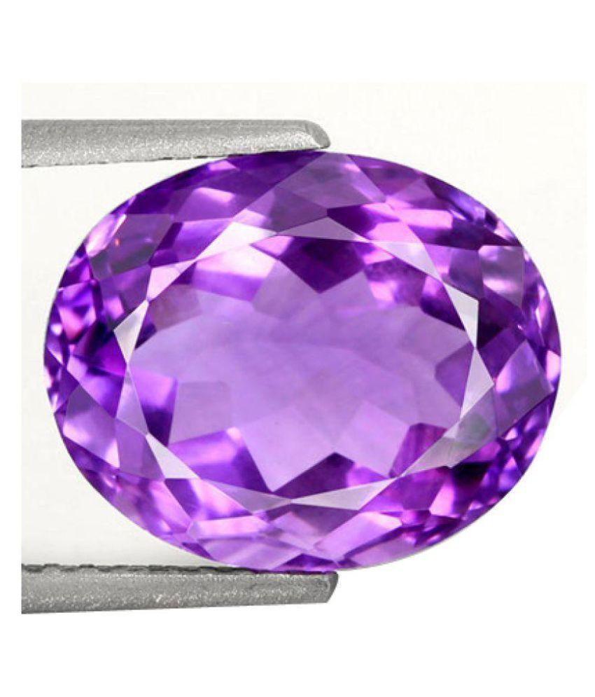 12 Ratti African Super Fine Quality Amethyst  Stone