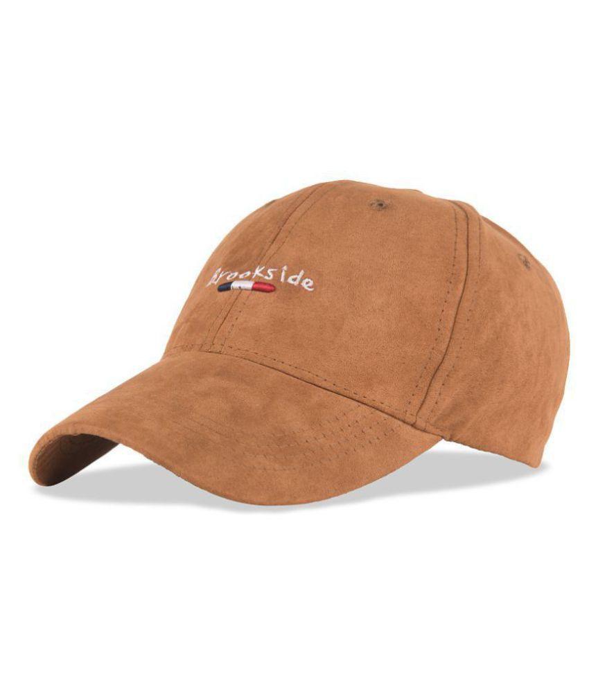 Drunken Brown Cap for boys and cap for girls