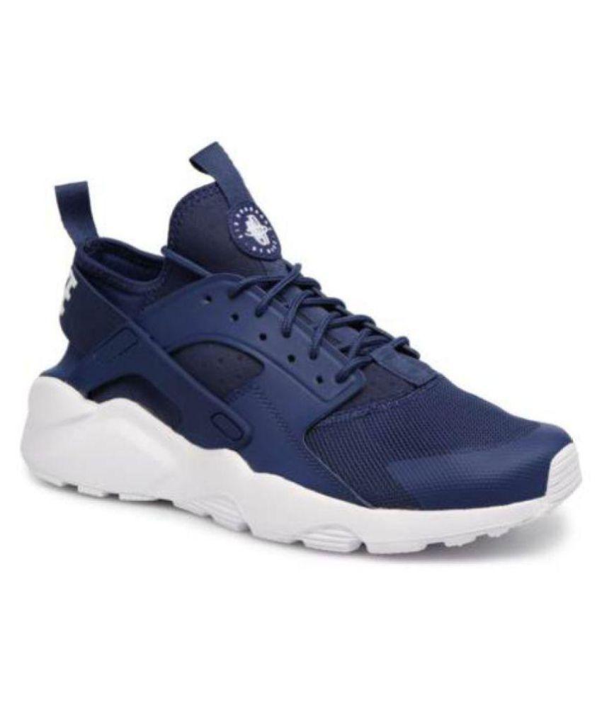meet 31cac 5ad74 Nike Huarache Running Shoes Blue