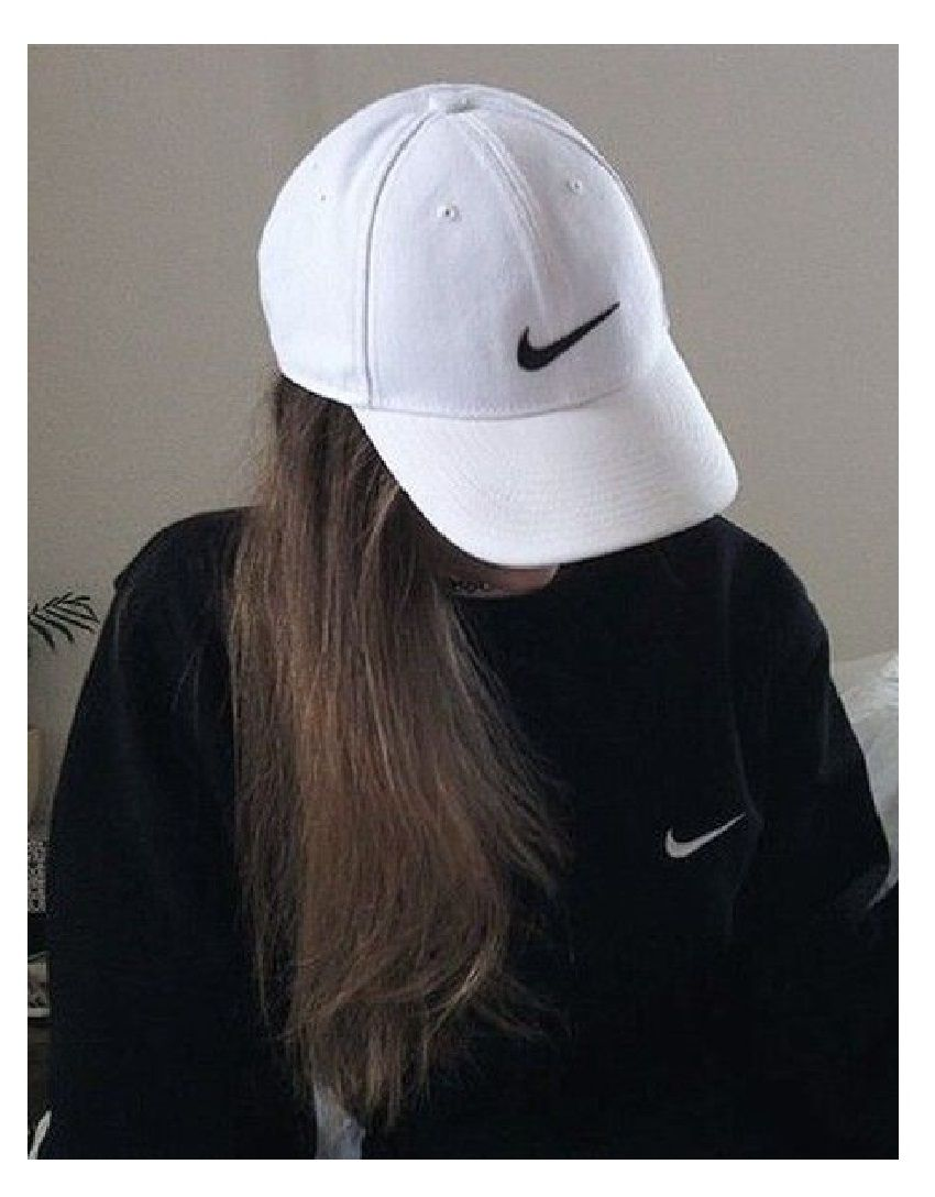 5260288740d Nike White Plain Fabric Caps - Buy Online   Rs.