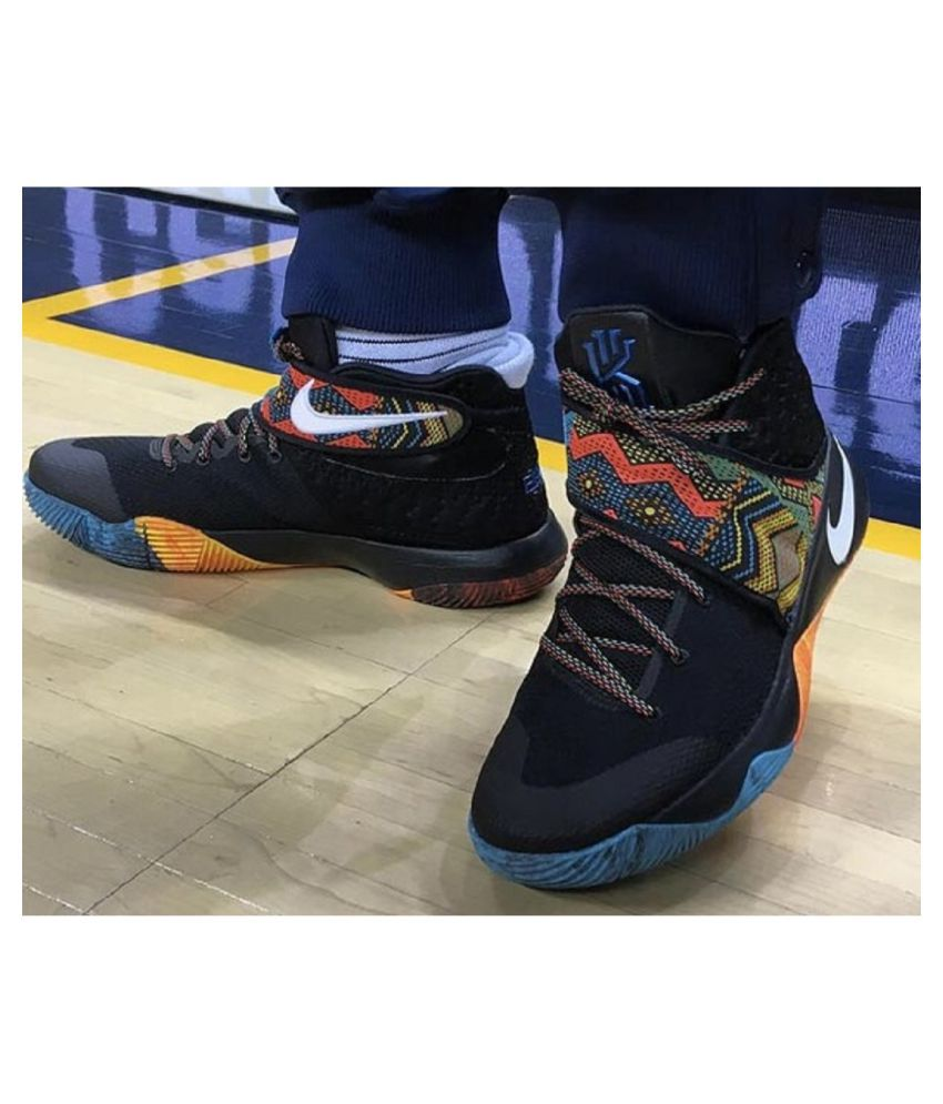0899f52f2ce Nike Kyrie Irving 2 BHM Multi Color Running Shoes - Buy Nike Kyrie ...