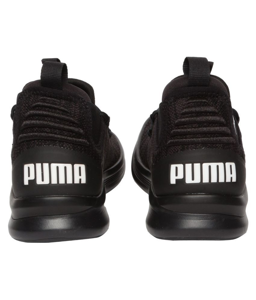 official photos 8f2c1 fa204 Puma IGNITE Flash Daunt Running Shoes Black