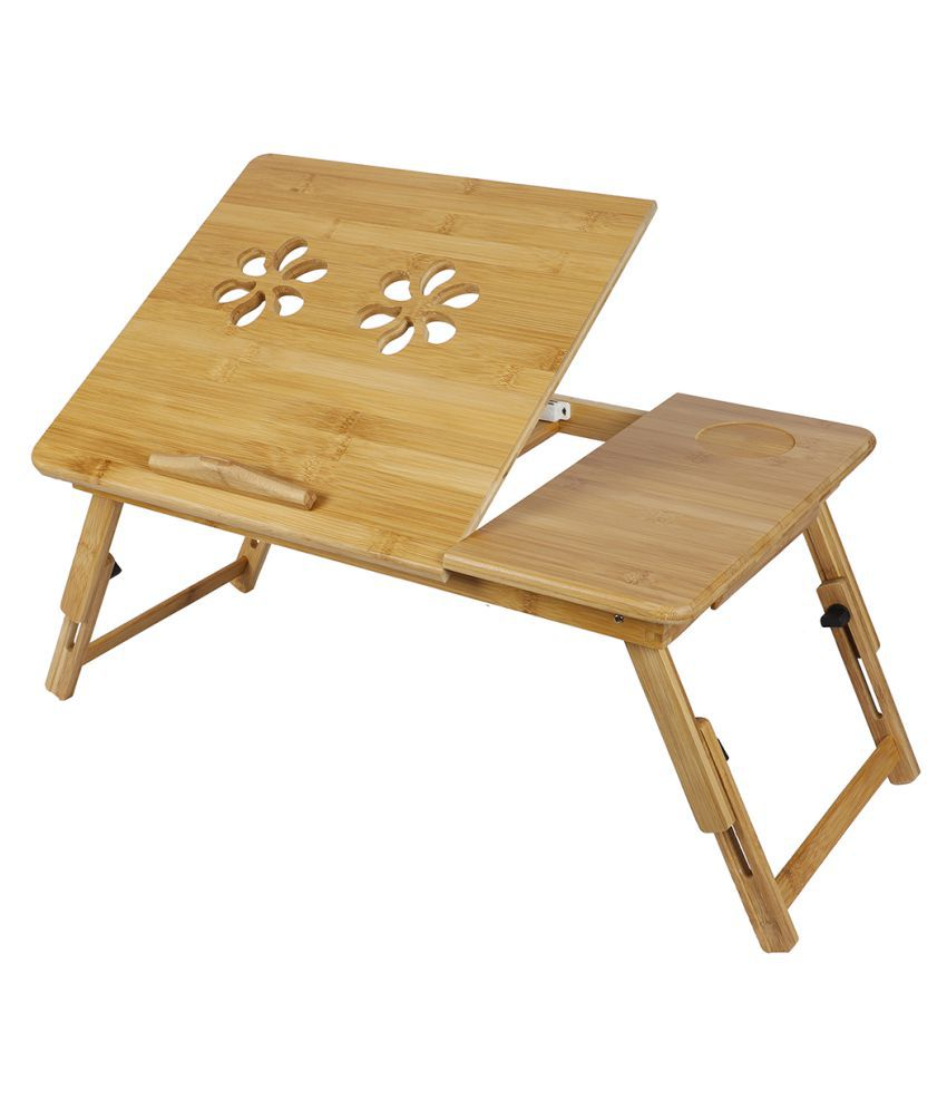foldable multipurpose study table laptoptable desk bed tray rh snapdeal com