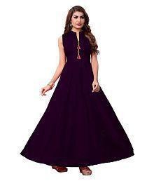 38eaaad82 Purple Kurtis  Buy Purple Kurtis Online at Best Prices in India on ...