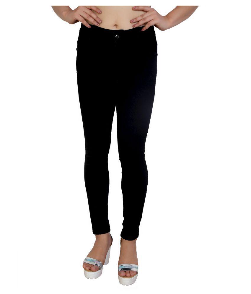 FCK-3 Denim Jeans - Black