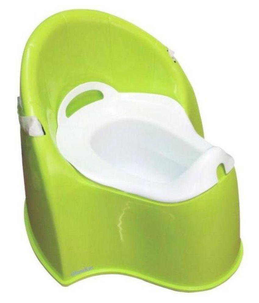 Samaaya Baby Potty Training Stool Seat With Safety Belt ...