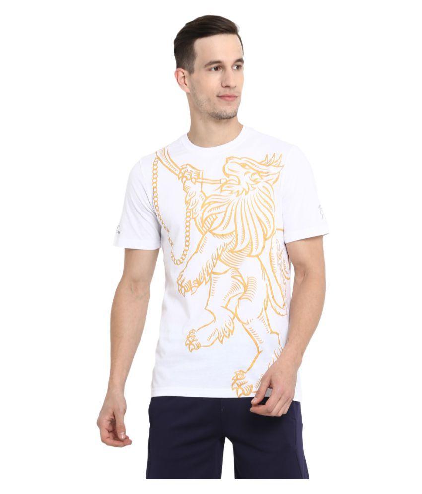 Alcis Men Rajasthan Royals Fanwear IPL T Shirts