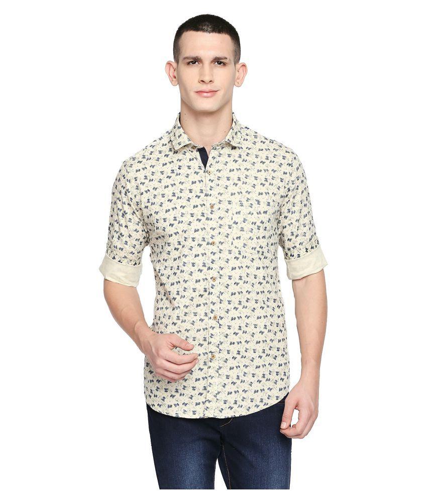 Solemio 100 Percent Cotton Shirt