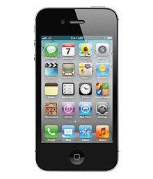APPLE I PHONE 4S Black - 16GB