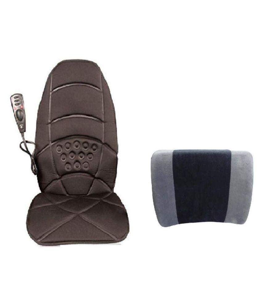 GHK HC4 Car Seat Massager & Lower Backrest Cushion